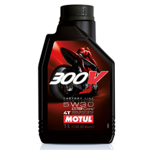 Motul 300V 5W30 4T Factory Line Synthetic Oil