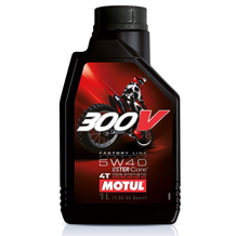 Motul 300V 5W40 4T Factory Line Synthetic Oil