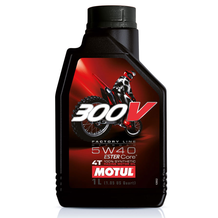 Motul 300V 5W40 4T Factory Line Off Road