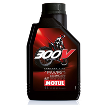 Motul 300V 15W60 4T Factory Line Off Road