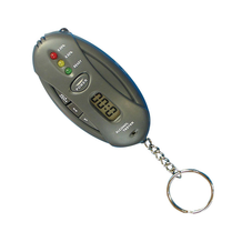 Alcohol Breath Tester on Keyfob