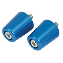 Bar End Kawasaki ZX6R / ZX7R Blue