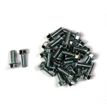 Flange Head Bolts M6 x12