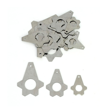 Safety Lockwire Tab Washers