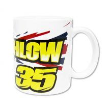 Mug Crutchlow 35 White