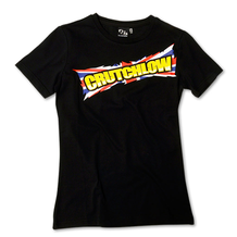 Ladies T-Shirt Crutchlow 35 Black