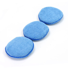 Cleaning Wax Applicator Pads 3 Pieces