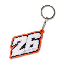 Keyholder Pedrosa 26 Number