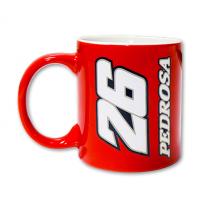 Mug Pedrosa 26 Red
