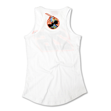 Ladies Vest Pedrosa 26 White Back