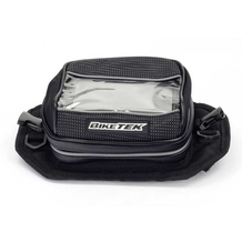 Motorcycle Sat Nav / GPS Pouch Zipped in Use