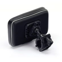 Small Bar-Mounted Smartphone Holder Back