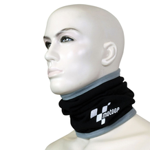 MotoGP Neck Tube Black & Grey Trim