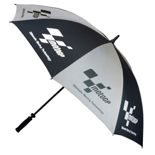 MotoGP Track Umbrella Black / Silver