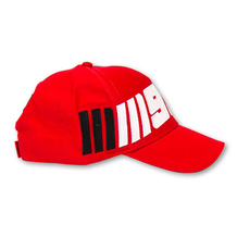 Paddock Cap Marquez 93 Red Universal Right