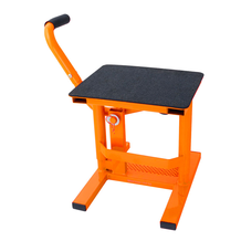 Moto X Lift Stand Orange