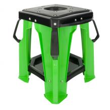 Biketek Plastic MX Stand Green