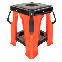 Biketek Plastic MX Stand Orange