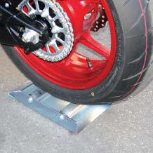 Rear Wheel Spinner In Use