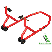 Rear Paddock Stand For Twin Swing Arms