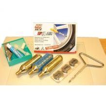 Motorcycle Puncture Repair Kit (Tubeless Type)