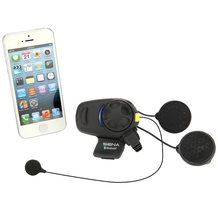 Sena SMH5 Bluetooth Intercom with FM Radio Iphone