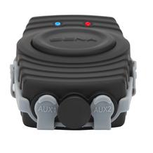 Sena SR10 Bluetooth 2-Way Radio Adapter Ports