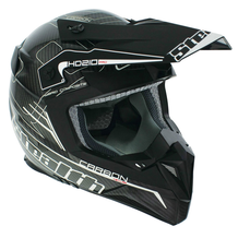 Stealth Pro Carbon Kevlar MX Helmet HD210