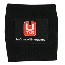 UTAG Sports Wrist Pouch With Zip Pocket