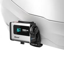 Sena Prism Bluetooth Digital Camera In Use