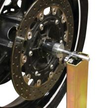 Biketek 24-38mm Upgrade Cones Set In Use