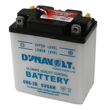 Dynavolt 6N61B Standard Battery
