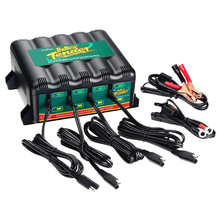 Battery Tender 4-Bank System 1.25A Charger