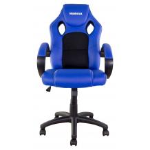 BikeTek Rider Chair Blue With Black Trim - Yamaha