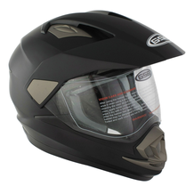 GSB Adventure Dual Sport Helmet - XP14A - Matt Black