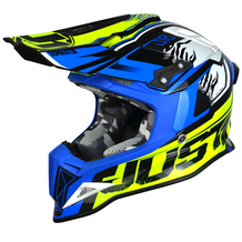 JUST1 J12 - Dominator Carbon Crash Helmet