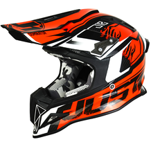 JUST1 - J12 Dominator Crash Helmet - Orange
