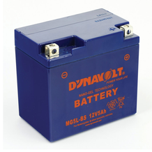 Dynavolt MG9-BS Gel Motorcycle Battery