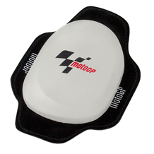 MotoGP Knee Slider - Square White
