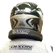 MX Neck Brace In Use