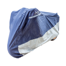 Deluxe Heavy Duty Ventilated Motorcycle Raincover