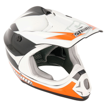 Stealth MX Kids Helmet HD204 - Orange