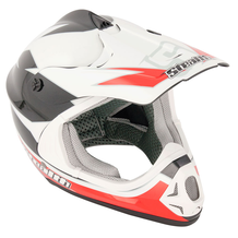 Stealth MX Kids Helmet HD204 - Red