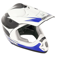 Stealth MX Kids Helmet HD204 - Blue
