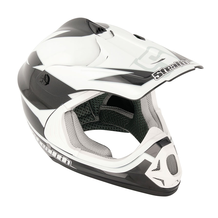 Stealth MX Kids Helmet HD204 - Black
