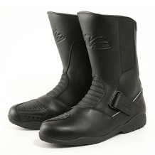 W2 Road Strada Adult Motorcycle Boots Black
