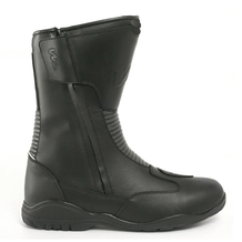 W2 Road DZ Adult Motorcycle Boots Black