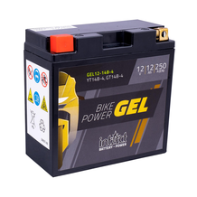 IntAct YT14B-4 / GT14B-4 Gel Bike-Power Battery