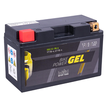 intAct YT7B-4 / GT7B-4 Gel Bike-Power Battery