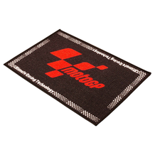 MotoGP Black Red Door Mat